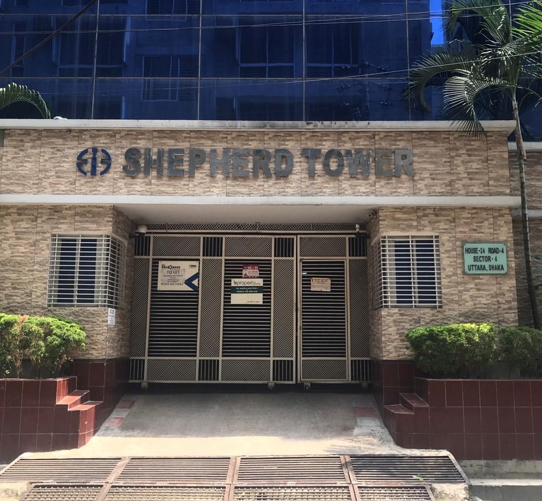 Shepherd Front